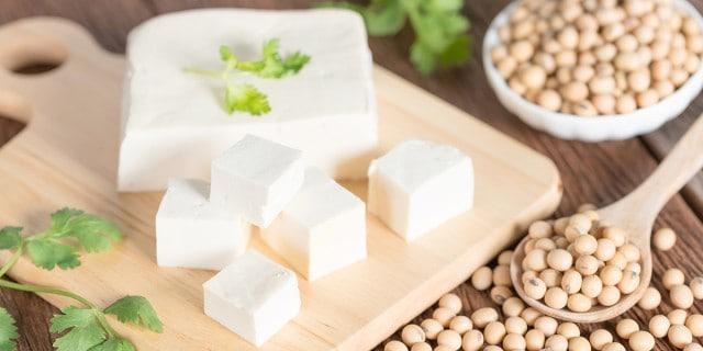 Arten von Tofu