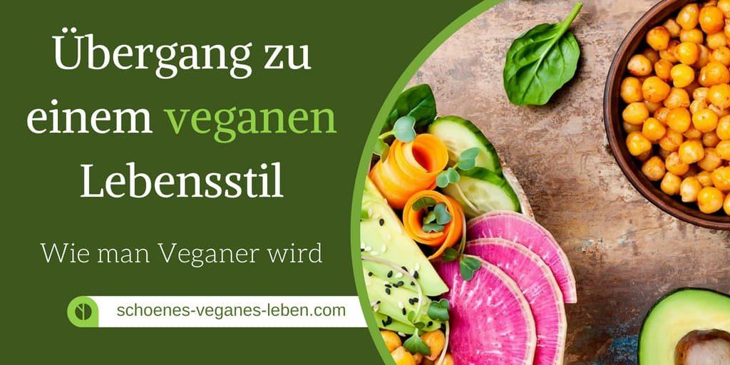 Wie man Veganer wird