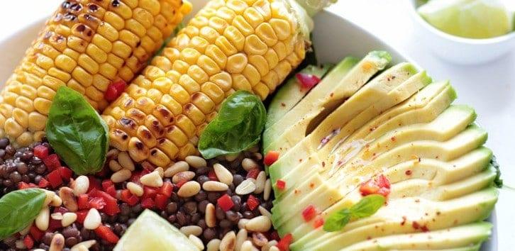 Eine auf Pflanzen basierte Ernährung