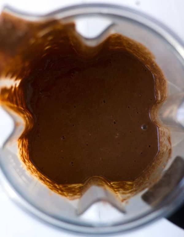 Haselnuss Butter mit Schokolade