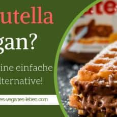 Ist Nutella vegan Rezept für eine einfache vegane Alternative! 2
