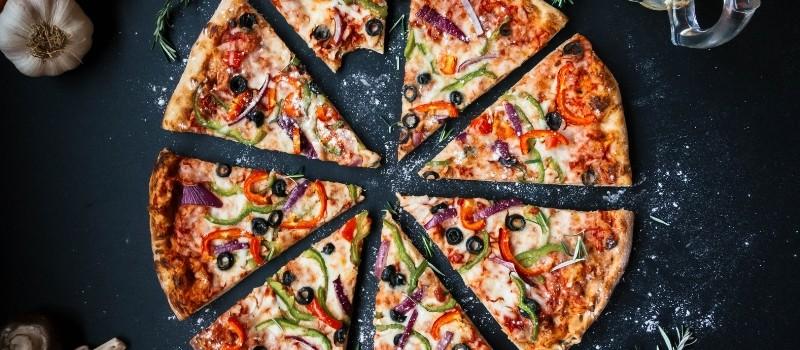 Was brauche Ich für die vegane Pizza?