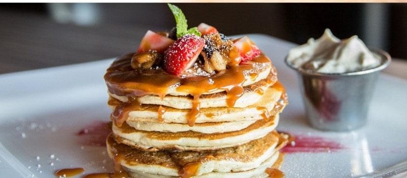 vegane Pfannkuchen 3