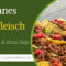 Veganes Hackfleisch – Proteinreich und ohne Soja