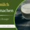 Reismilch selber machen – Reismilch mit diesem Rezept herstellen
